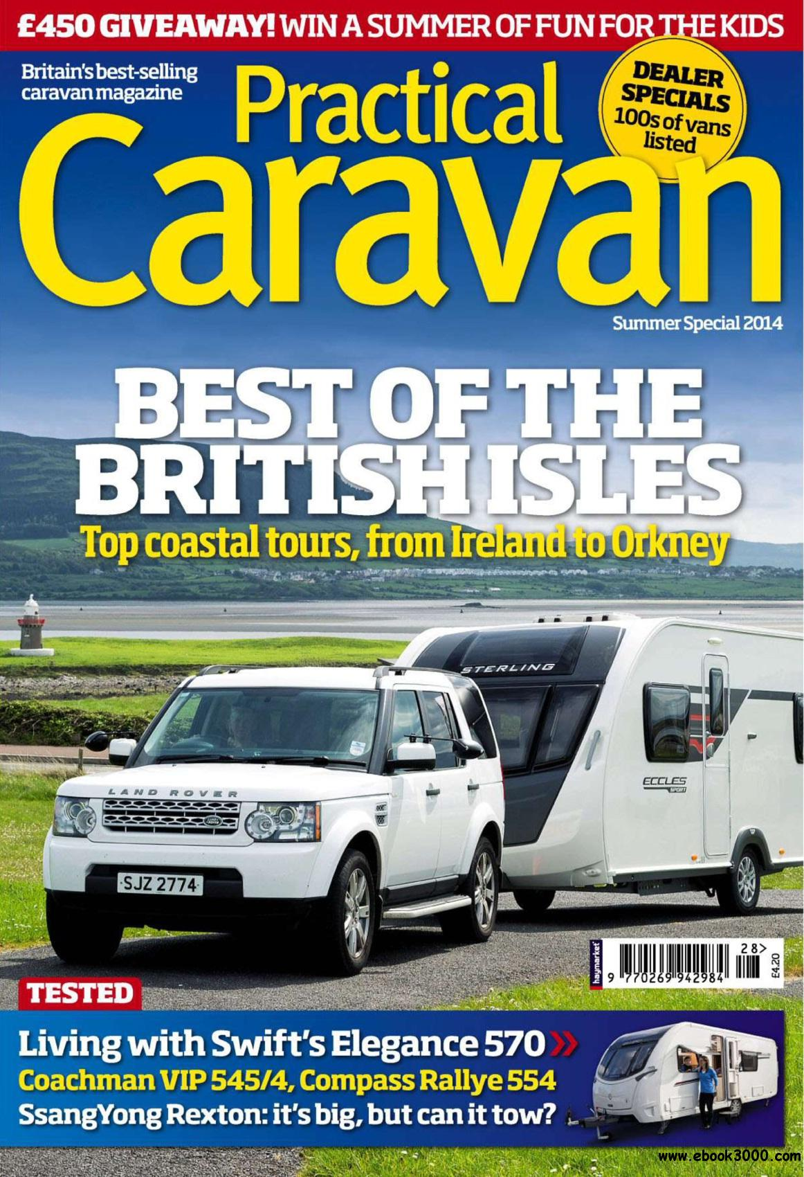 Practical Caravan - Summer 2014 free download
