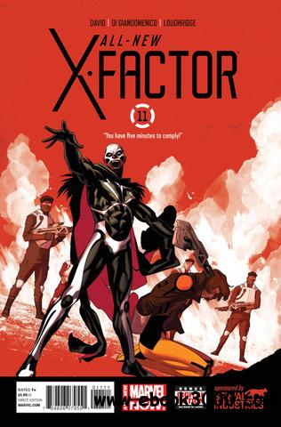 All-New X-factor 011 (2014) free download
