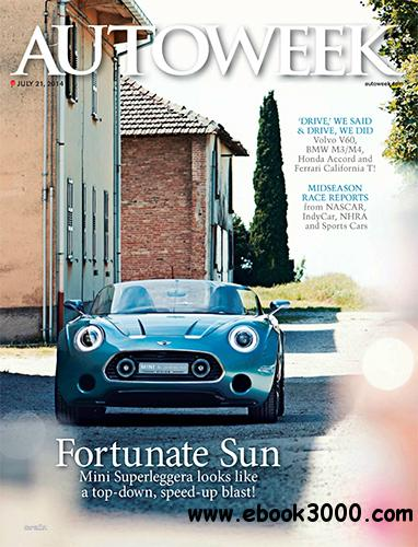 Autoweek USA - 21 July 2014 free download