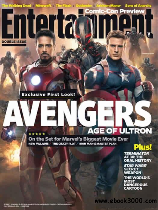 Entertainment Weekly - 25 July 2014 free download