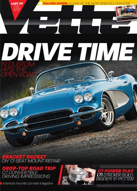 Vette Magazine - October 2014 free download