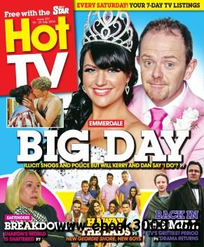 Hot TV - 18 July-25 July 2014 free download