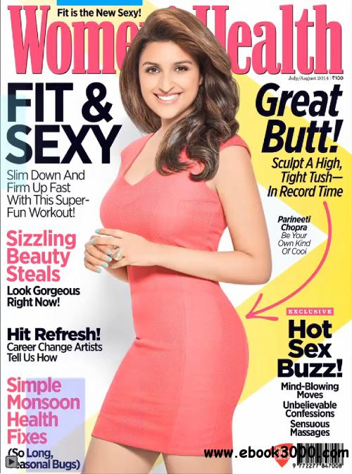 Women's Health India - July/August 2014 free download
