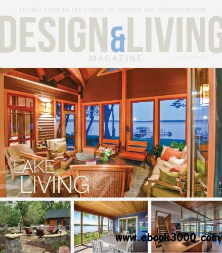 Design & Living - July August 2014 free download