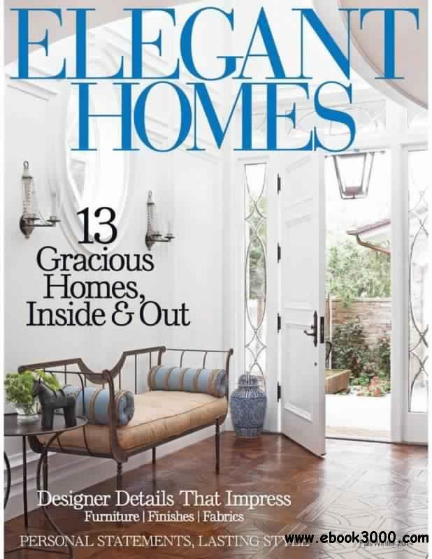 Elegant Homes - 2014 free download