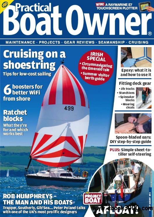 Practical Boat Owner - August 2014 free download