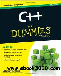 C++ For Dummies, 7th edition free download