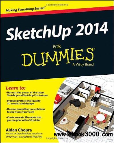 Sketchup 2014 For Dummies free download