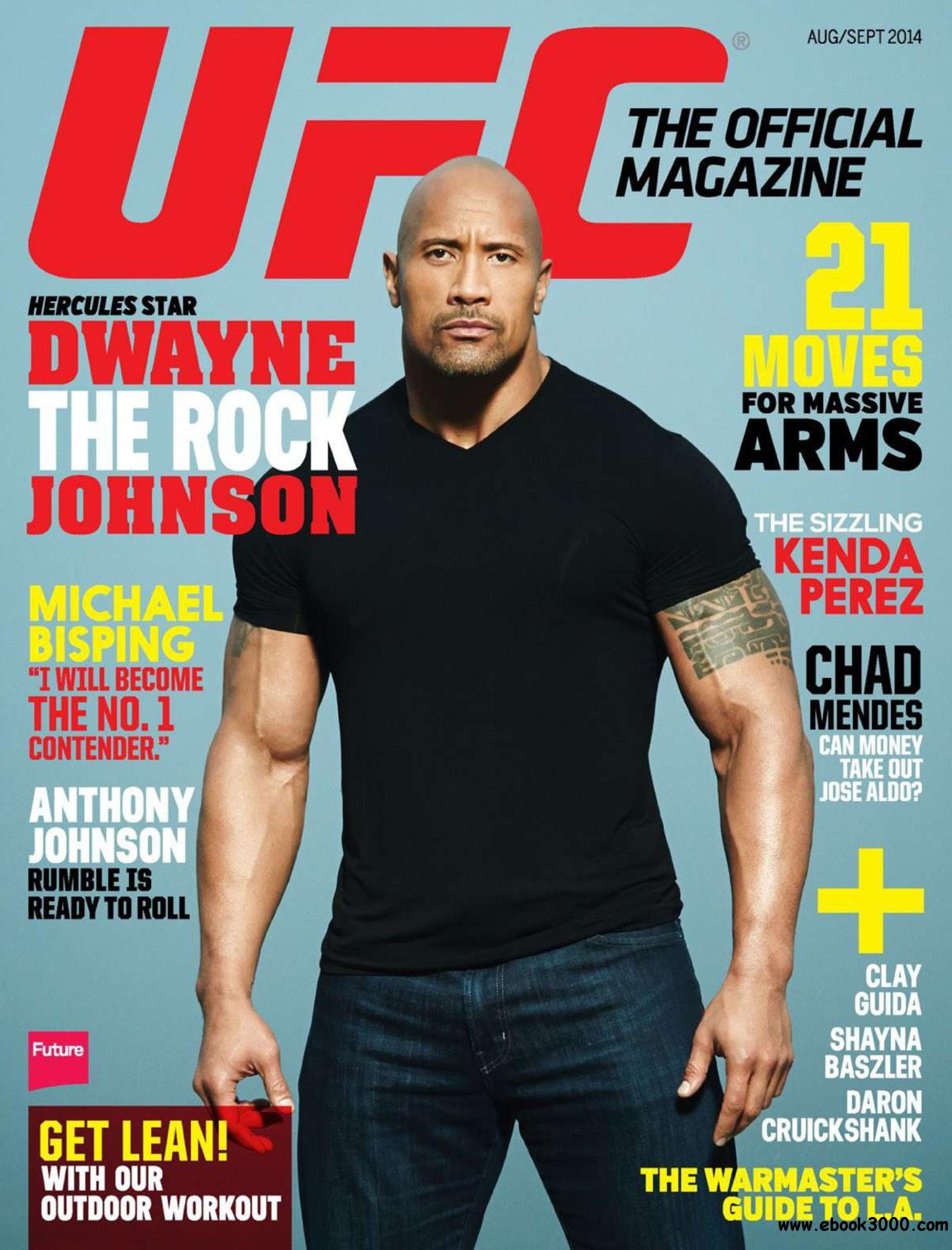 UFC 360 - August / September 2014 free download
