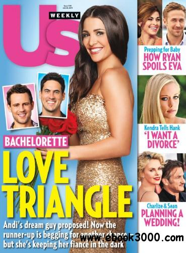 Us Weekly - 28 July 2014 free download