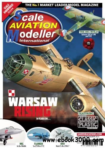 Scale Aviation Modeller International - August 2014 free download