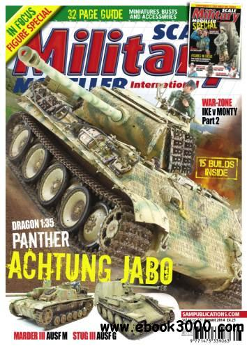Scale Military Modeller International - August 2014 free download