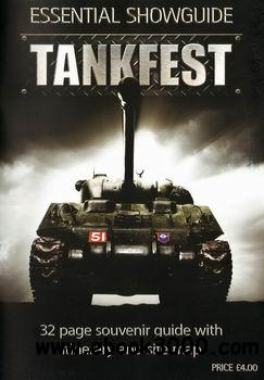 TankFest - Essential Showguide 2014 free download