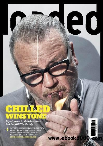 Loaded Magazine August 2014 free download