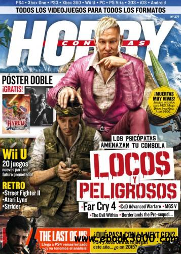Hobby Consolas - Agosto 2014 free download