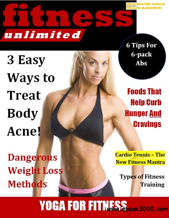 Fitness Unlimited - March 2014 free download