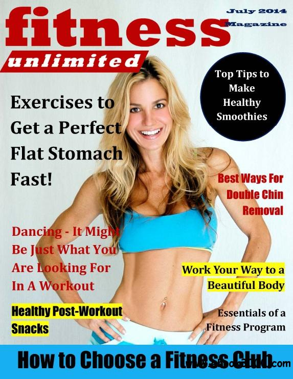 Fitness Unlimited - July 2014 free download