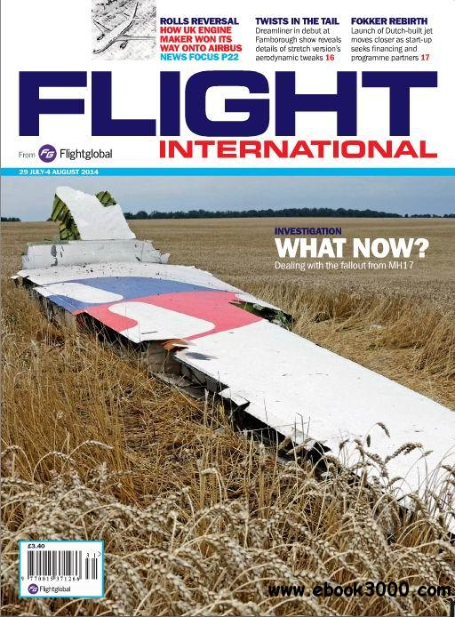 Flight International 29 July - 4 August 2014 free download