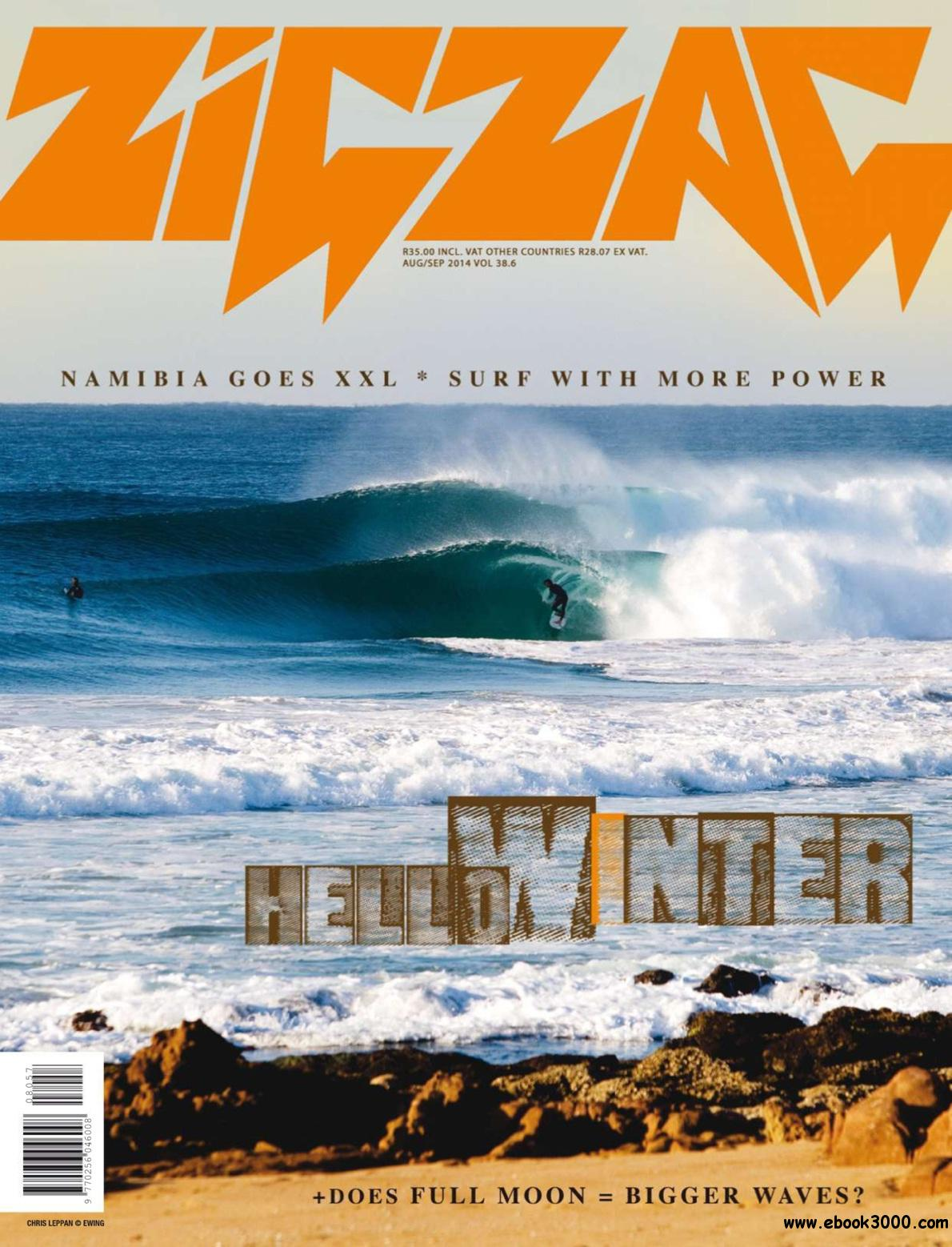 Zigzag - August/September 2014 free download