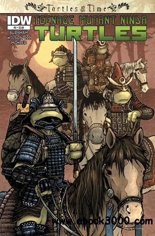 Teenage Mutant Ninja Turtles - Turtles in Time 02 (of 04) (2014) free download