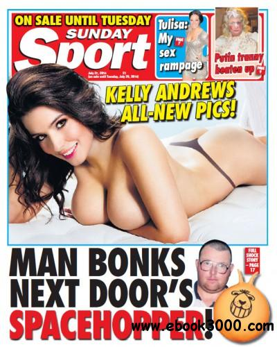 Sunday Sport - 27 July 2014 free download
