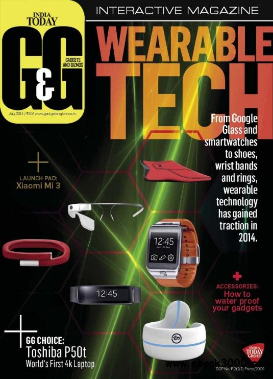 Gadgets and Gizmos - July 2014 free download