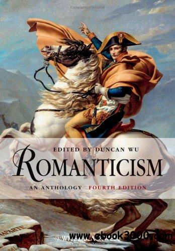 Romanticism: An Anthology, 4th Edition free download
