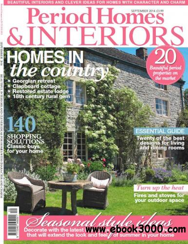 Period Homes & Interiors - September 2014 free download