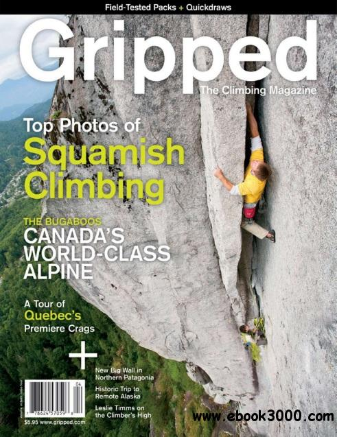 Gripped: The Climbing Magazine - August/September 2014 free download