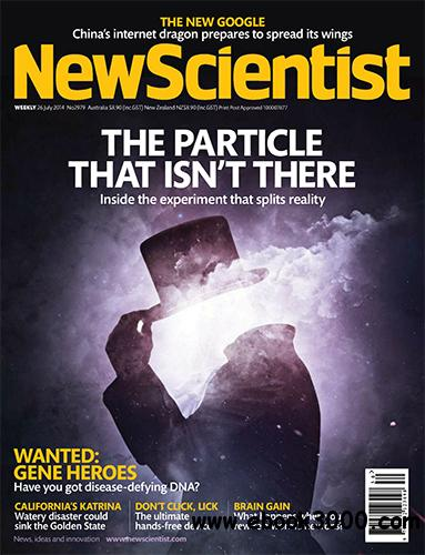 New Scientist Australian Edition - 26 July 2014 free download