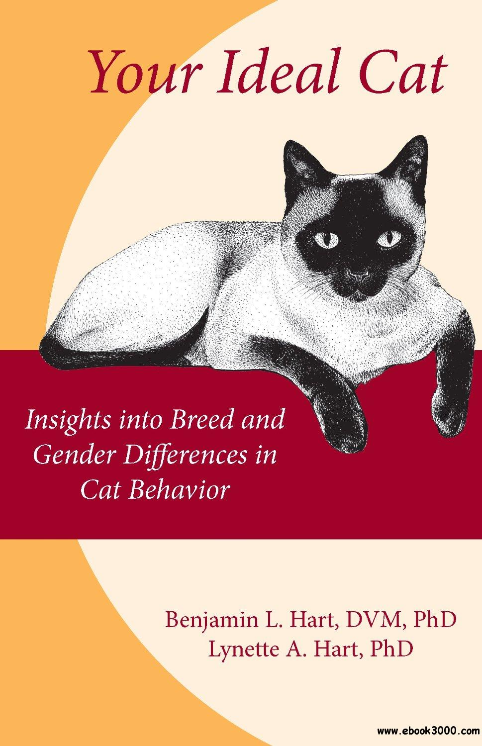 Your Ideal Cat: Insights into Breed and Gender Differences in Cat Behavior download dree