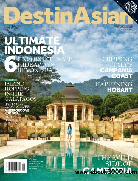 DestinAsian - August-September 2014 free download