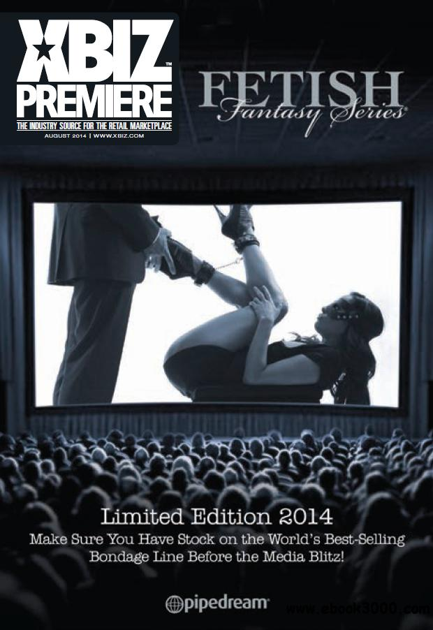 XBIZ Premiere - August 2014 free download