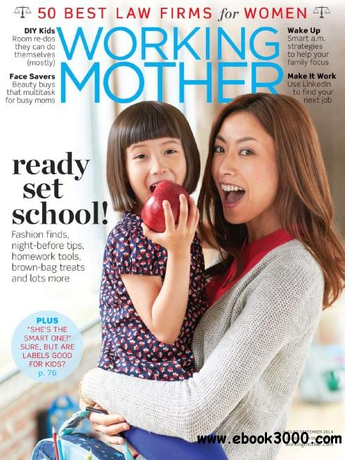 Working Mother - August-September 2014 free download