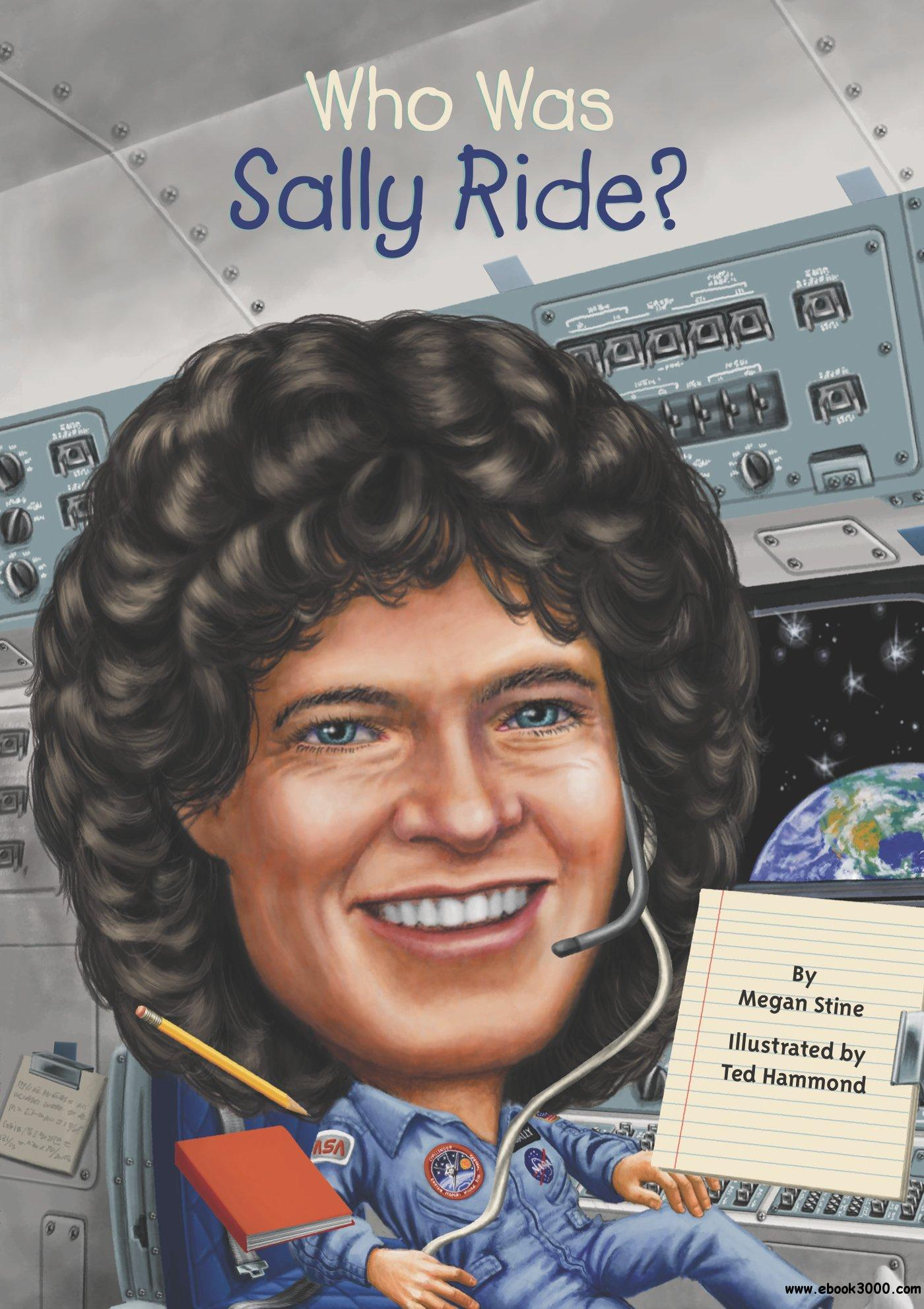 Who Was Sally Ride? free download