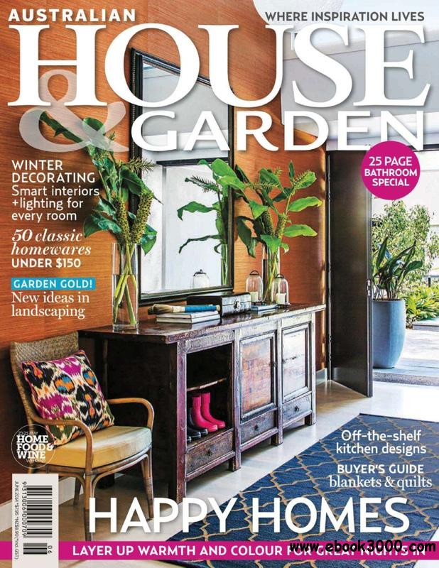 Australian House & Garden - June 2014 free download