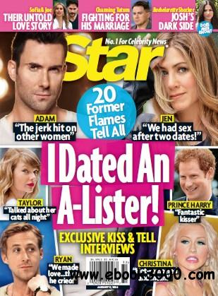 Star Magazine - 11 August 2014 free download
