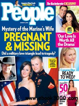 People - 11 August 2014 free download