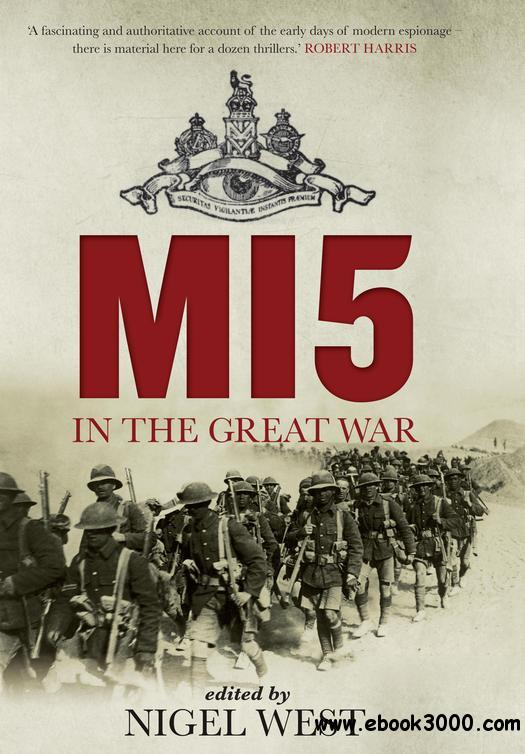 MI5 in the Great War free download