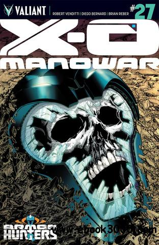 X-O Manowar 027 (2014) free download