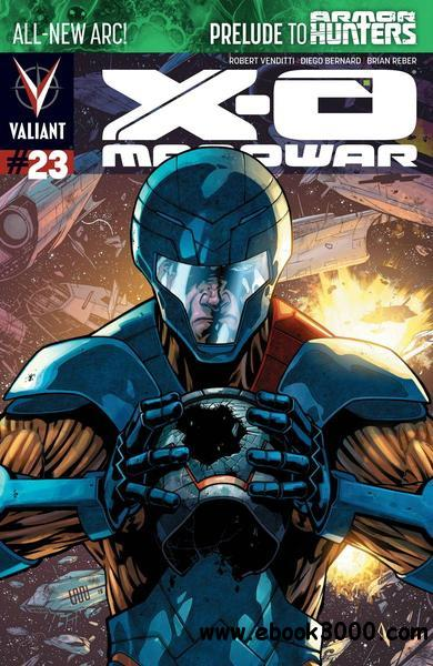 X-O Manowar 023 (2014) free download
