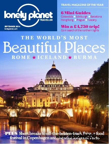 Lonely Planet Traveller - September 2014 free download