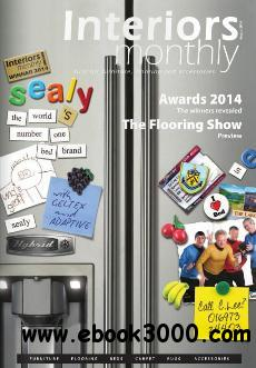 Interiors Monthly - August 2014 free download