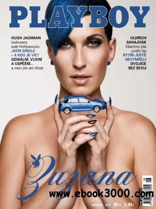 Playboy Czech Republic - August 2014 free download