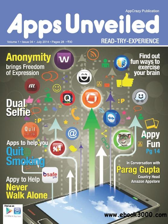 Apps Unveiled - July 2014 free download