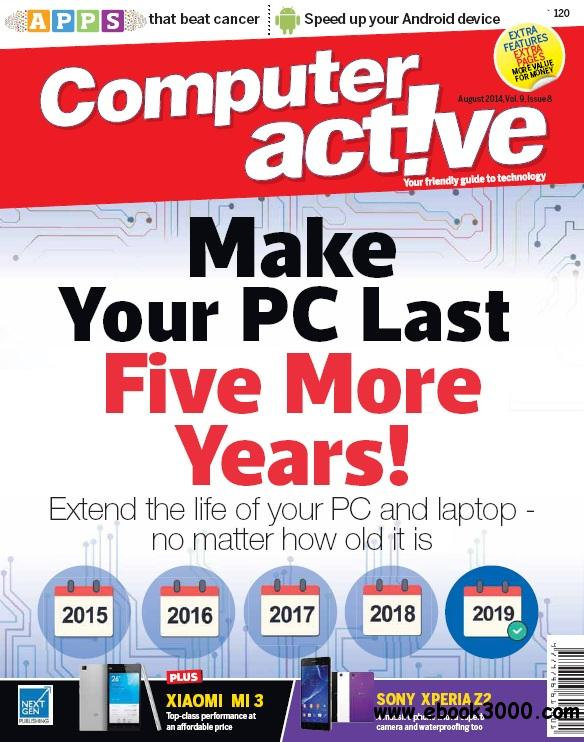Computer Active India - August 2014 free download