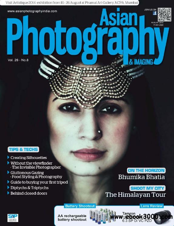 Asian Photography - August 2014 free download