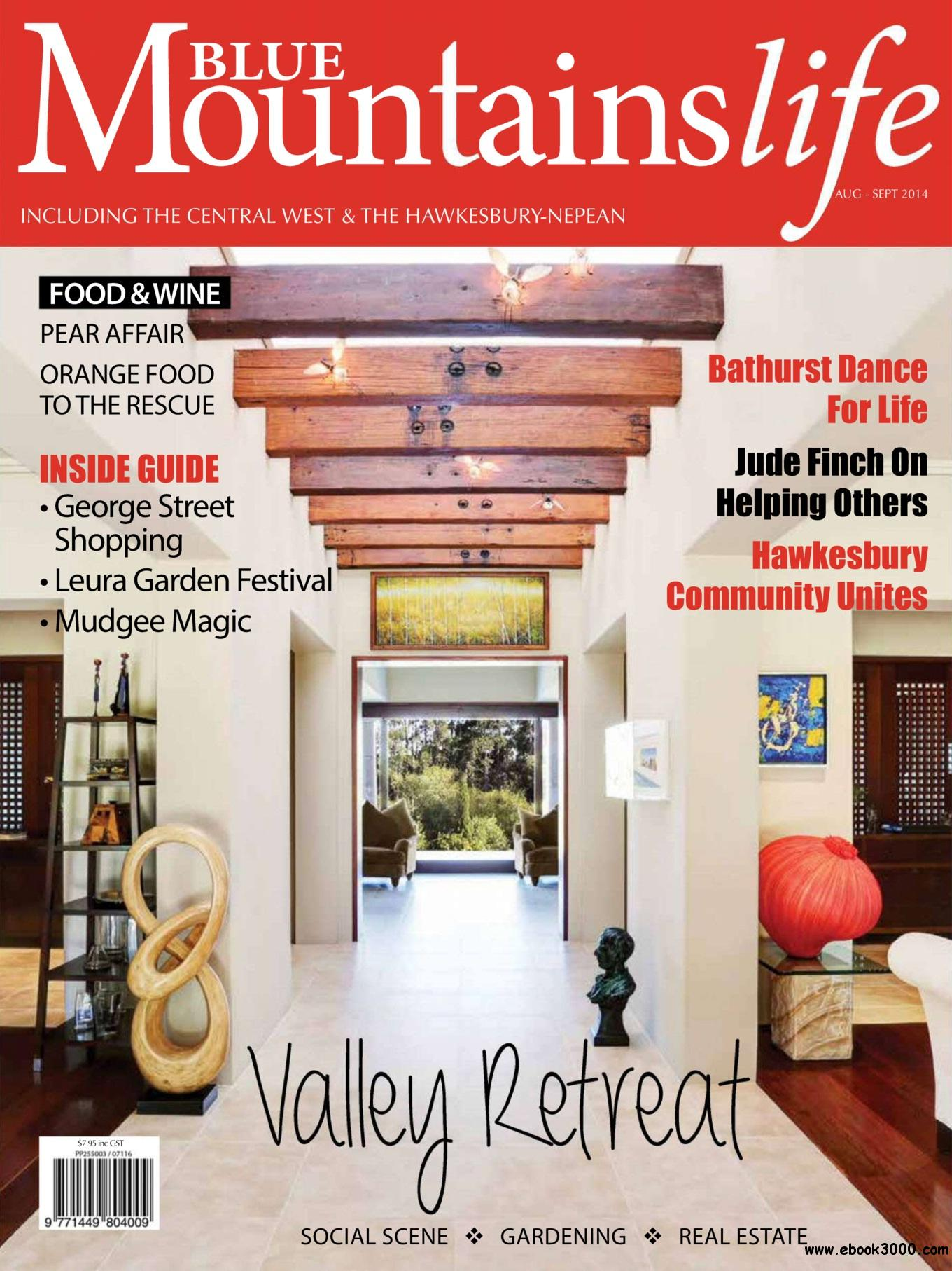 Blue Mountains Life - August / September 2014 free download