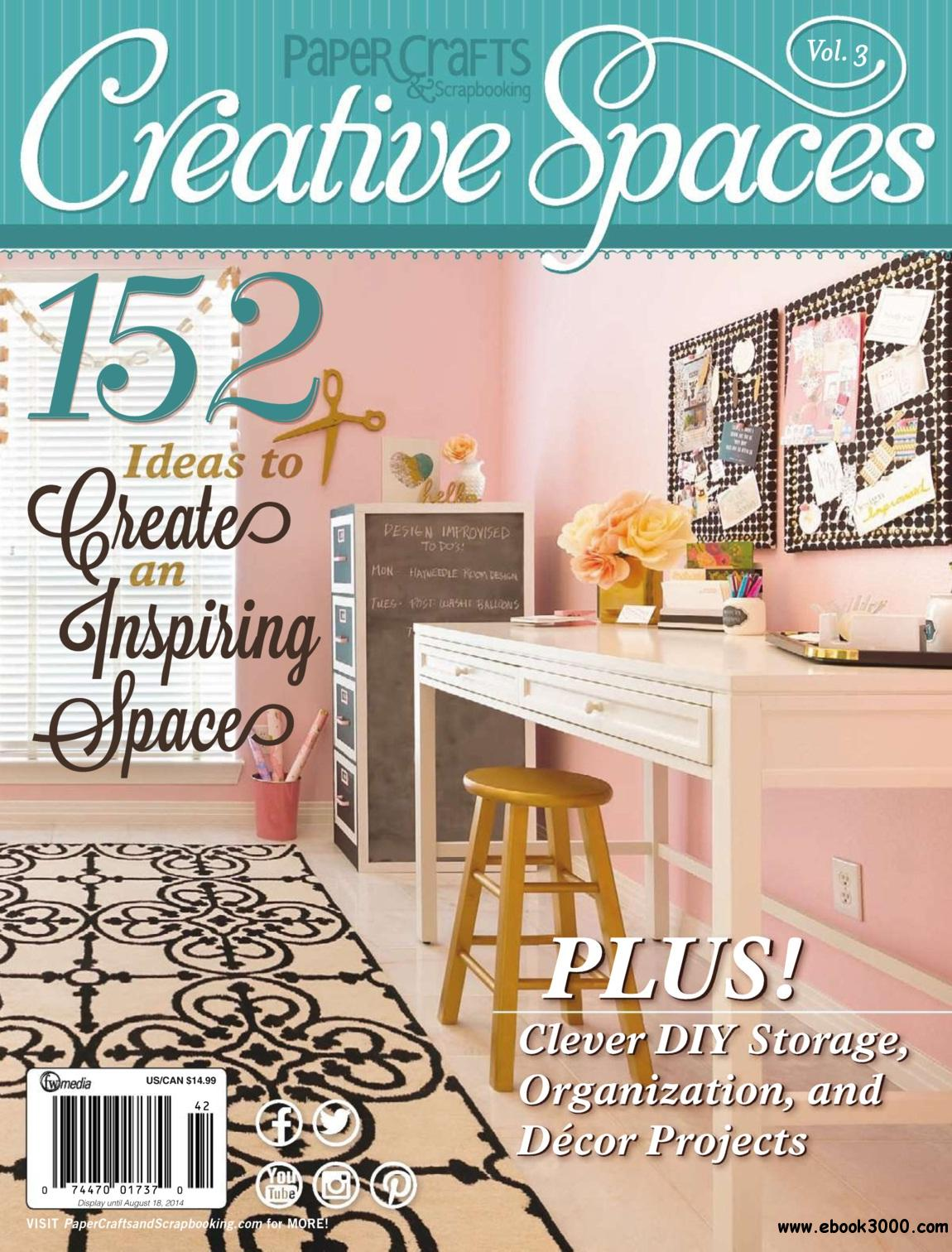 Creative Spaces Vol.3 2014 free download
