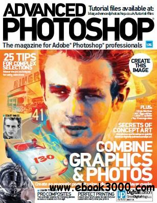 Advanced Photoshop - Issue No. 125 free download